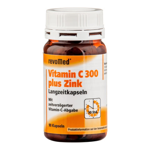 revoMed Vitamine C plus zinc effet prolongé