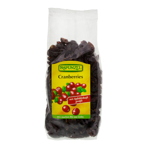 RAPUNZEL Cranberries bio