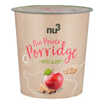 nu3 Power Porridge protéiné bio