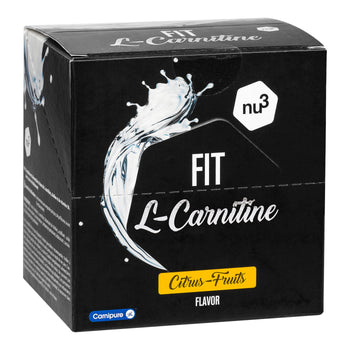 nu3 Fit L-Carnitine, Ampoules
