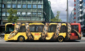20 Creative Bus Advertising