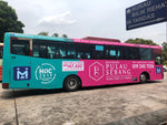 Malaysia Nationwide State Bus Advertising