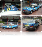 Malaysia Taxi advertising, Taxi advertising , Taxi top, Taxi Wrap, Transit advertising , outdoor advertising , gradads, KL taxi , KL taxi ads , advertising agency, ambi pour malaysia