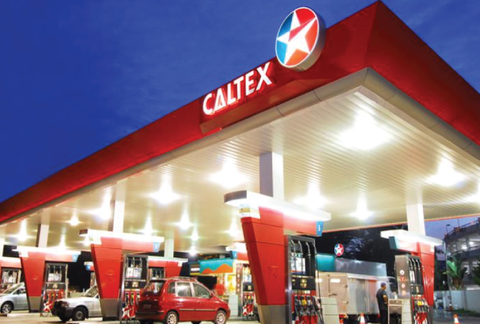 caltex digital scree, kl digital screen , LED screen advertising