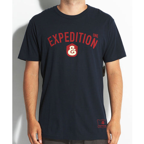 T-SHIRTS EXP ONE PORT NAVY