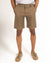 British Khaki Chino Shorts