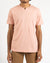 Salmon Short Sleeve Notch Next Tee