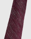 Rose Heather Herringbone Tie