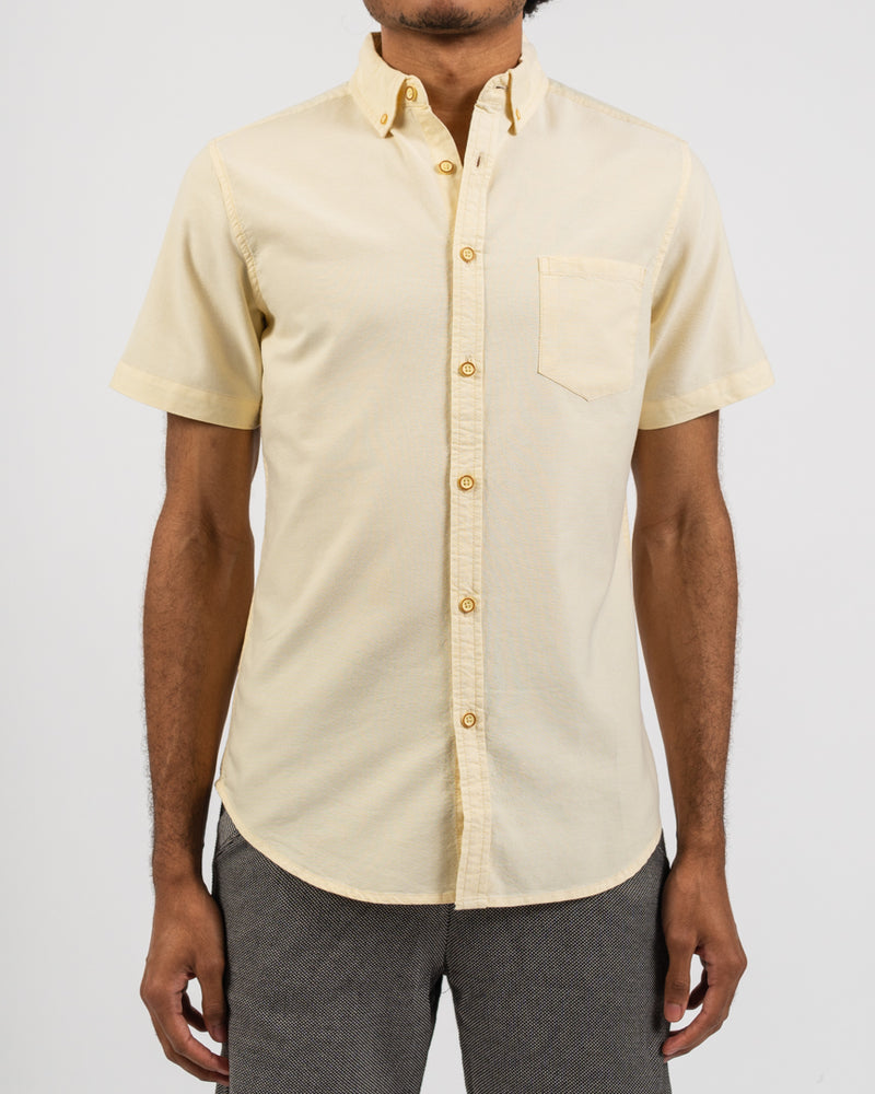 Fresh Lemon Organic Oxford Shirt