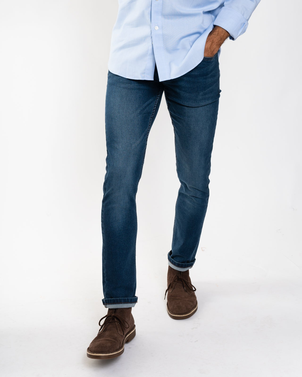 Tavi Stretch Denim Jeans