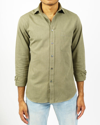 Eno Twill - Meadow Shirt