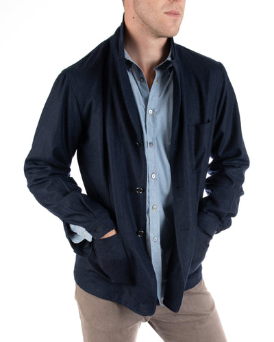 Men's Traditional Fit Herringbone Blazer