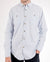 Summer Blue Organic Cotton Long Sleeve Oxford Shirt