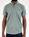 Jade Short Sleeve Men's Grindle Jersey Polo Shirt