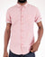 Alexander Julian Cotton organic men's short sleeve shirt