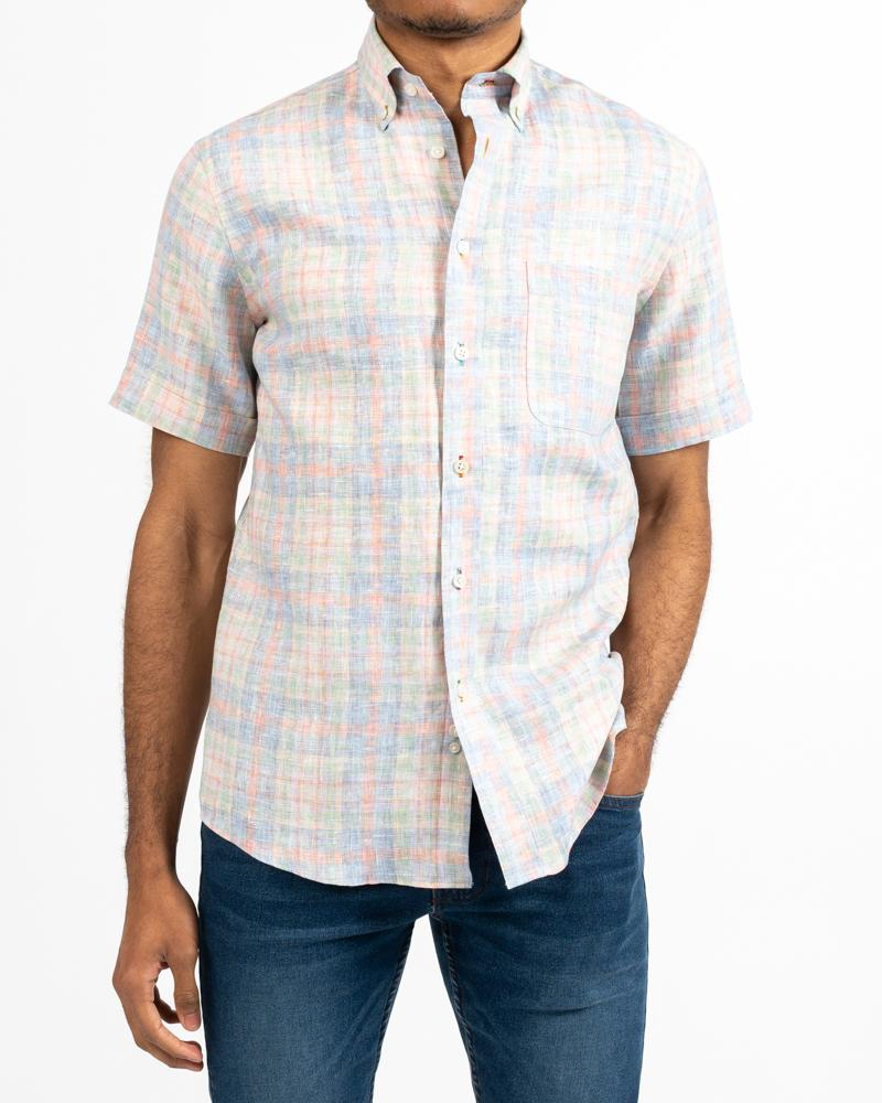 Hot Reverse Short Sleeve Shirt