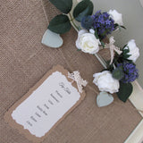 Table Planner - Rustic