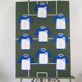 Table planner - Football