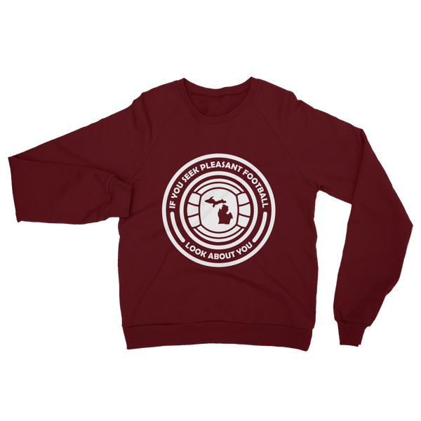 Look About You Fleece Crewneck