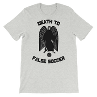 Death to False Soccer Soft Tee