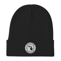 Look About You Embroidered Beanie