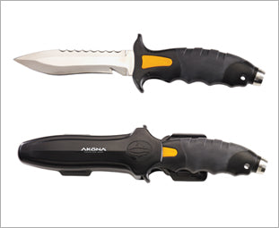 Akona Talon Medium Point Stainless Steel Knife