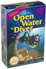 SSI Open Water Dive Training