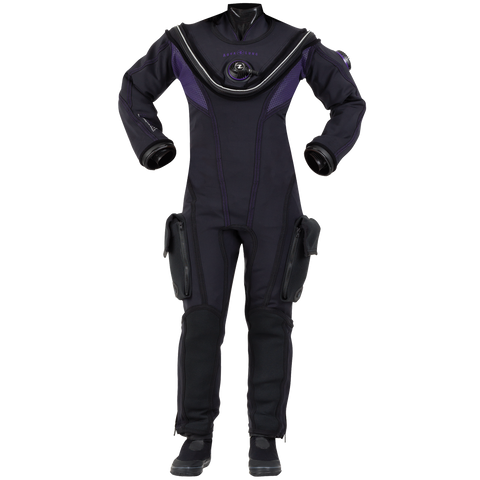 Aqualung Fusion Fit Lady's Drysuit