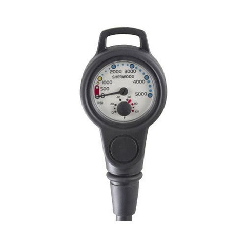 Shewood Pressure Gauge Assembly