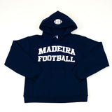 Hooded Football Sweatshirt