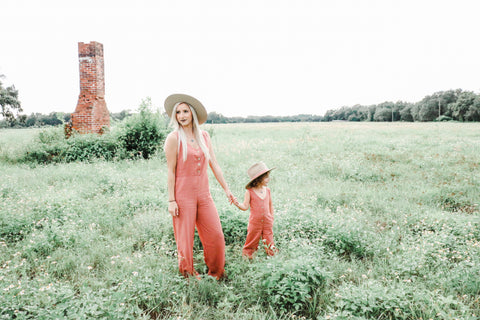 The Sutton Jumpsuit