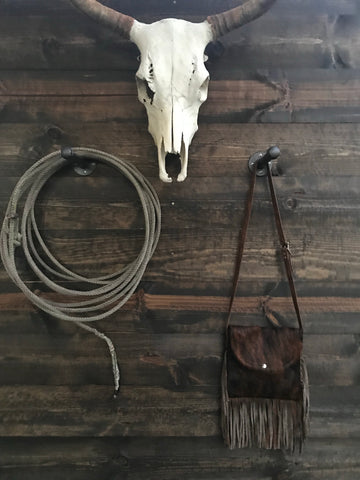 Ranchy Fringe Crossbody
