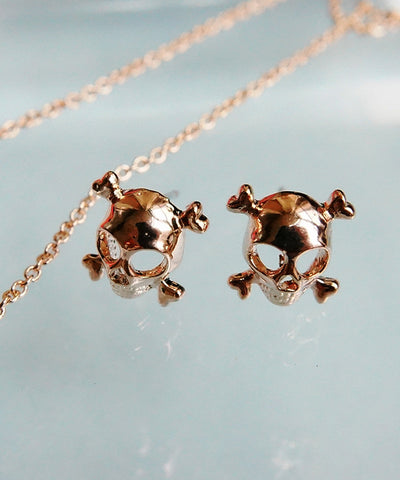 Skull Studs Earrings
