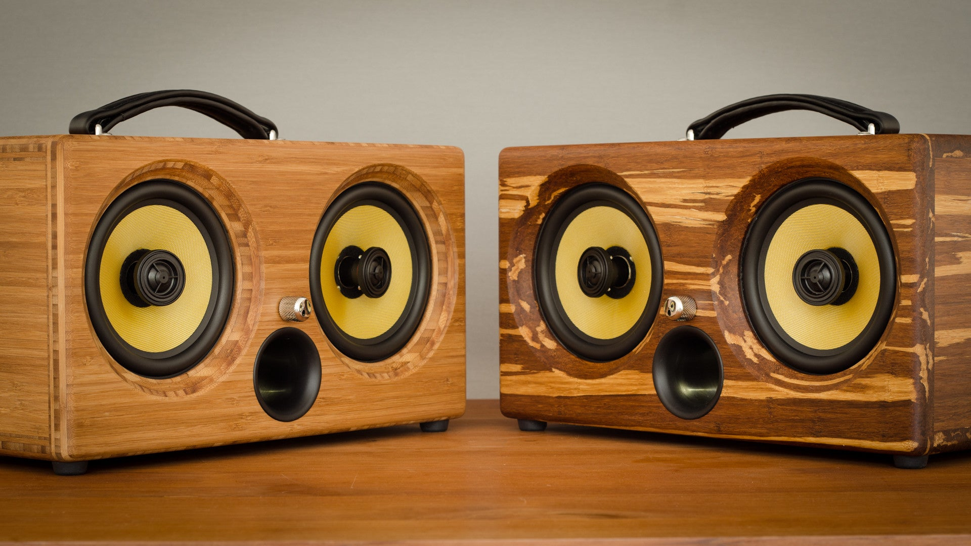 Best airplay speaker 2015 review wifi bluetooth speakers aptx new latest ultimate coolest speakers available wood solid woods wooden vintage hipster audiophile tk2050 sta508 sta516 tripath amplifier guitar amplifier HD sound music high resolution boombox