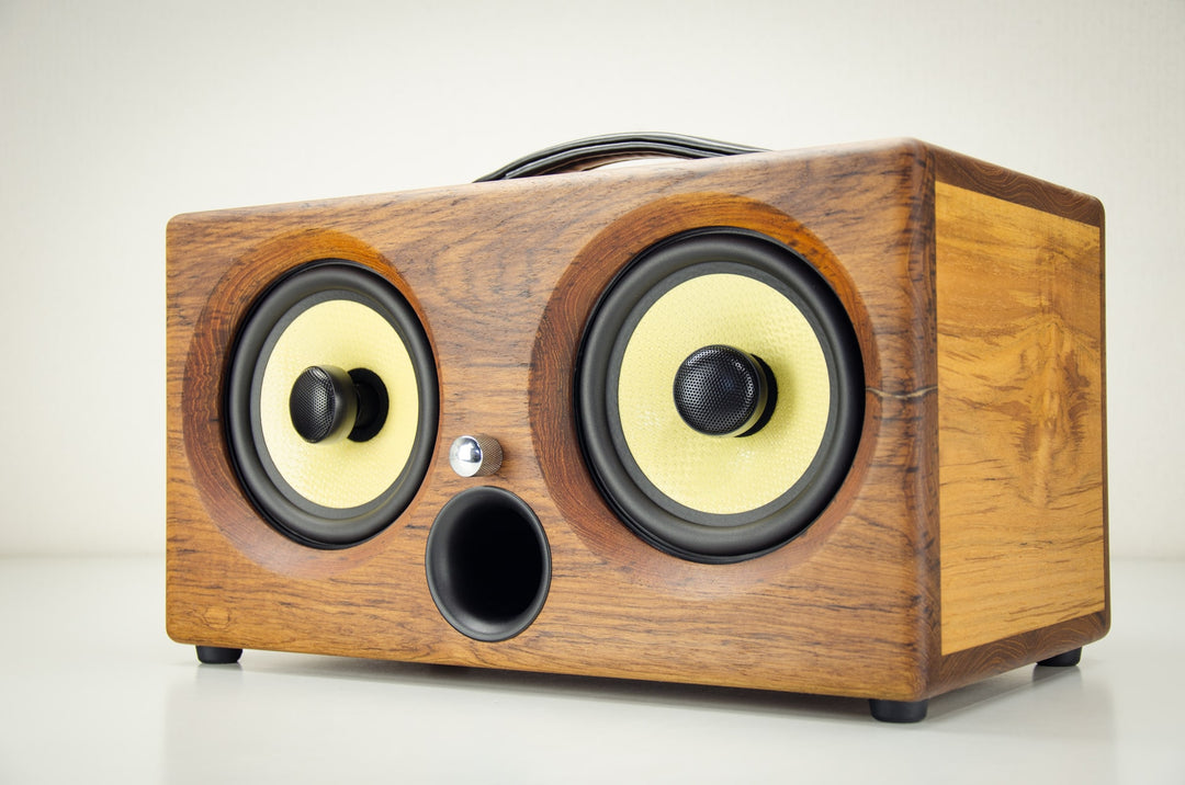 Thodio iBox™ XC Rustic Teak edition - Only 1 available