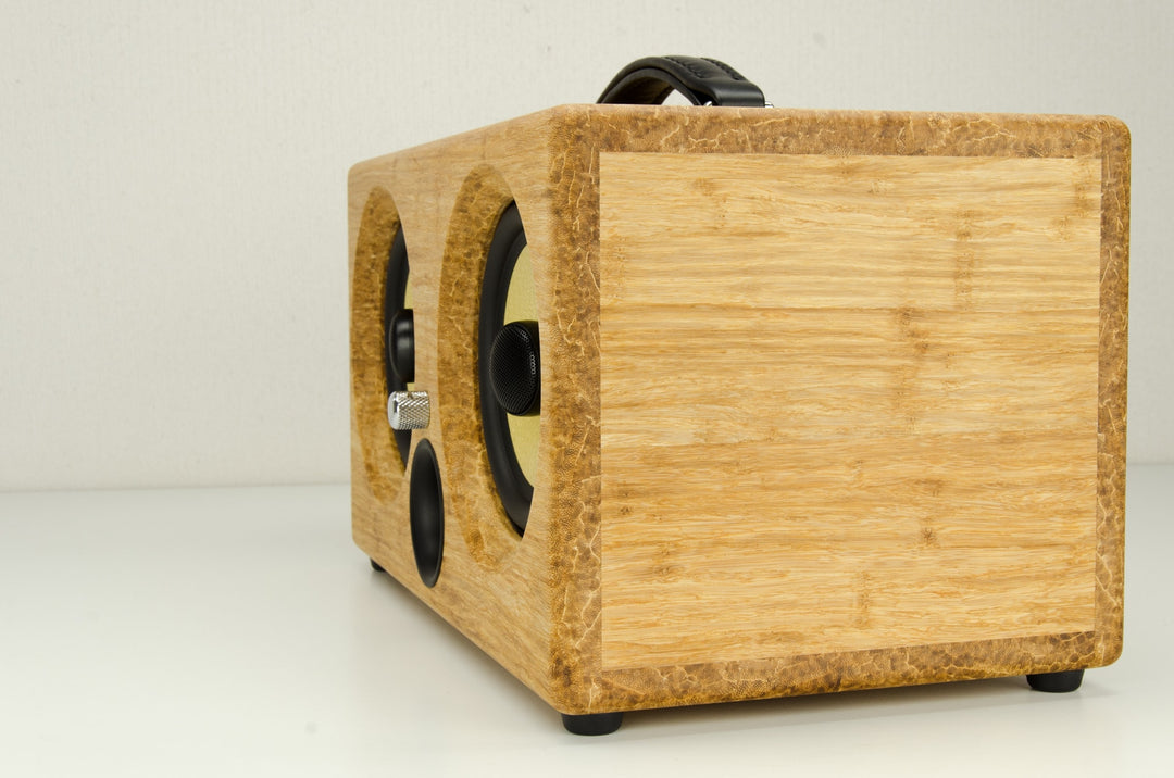 Thodio iBox™ XC High Density Natural Bamboo