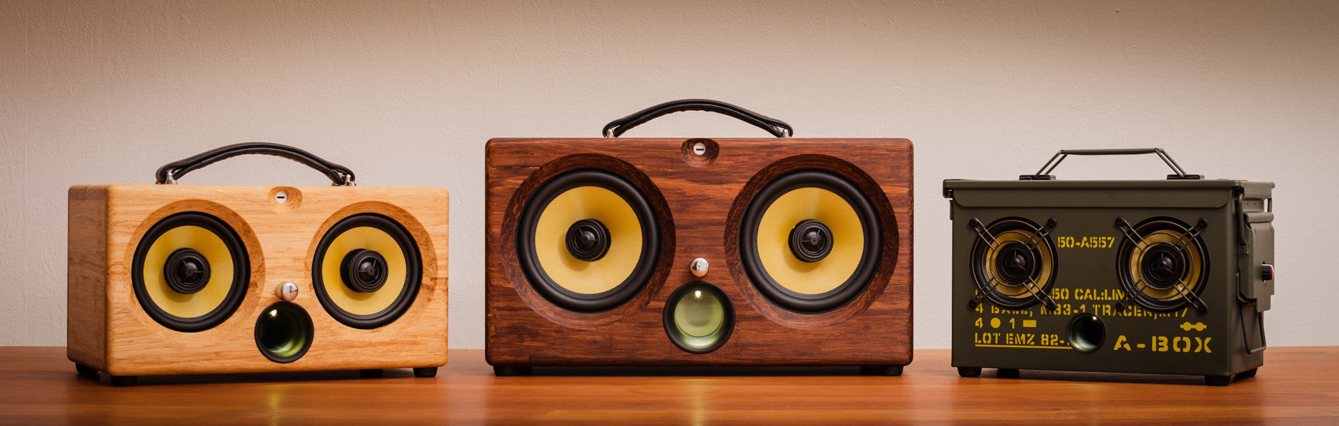 best bluetooth speakers ultimate wooden aptX bluetooth boombox airplay speaker apple dock for iphone, thodio iBox XC teak oak zebrawood beech bamboo density bamboo caramel tiger stripe bamboo wifi auris skye