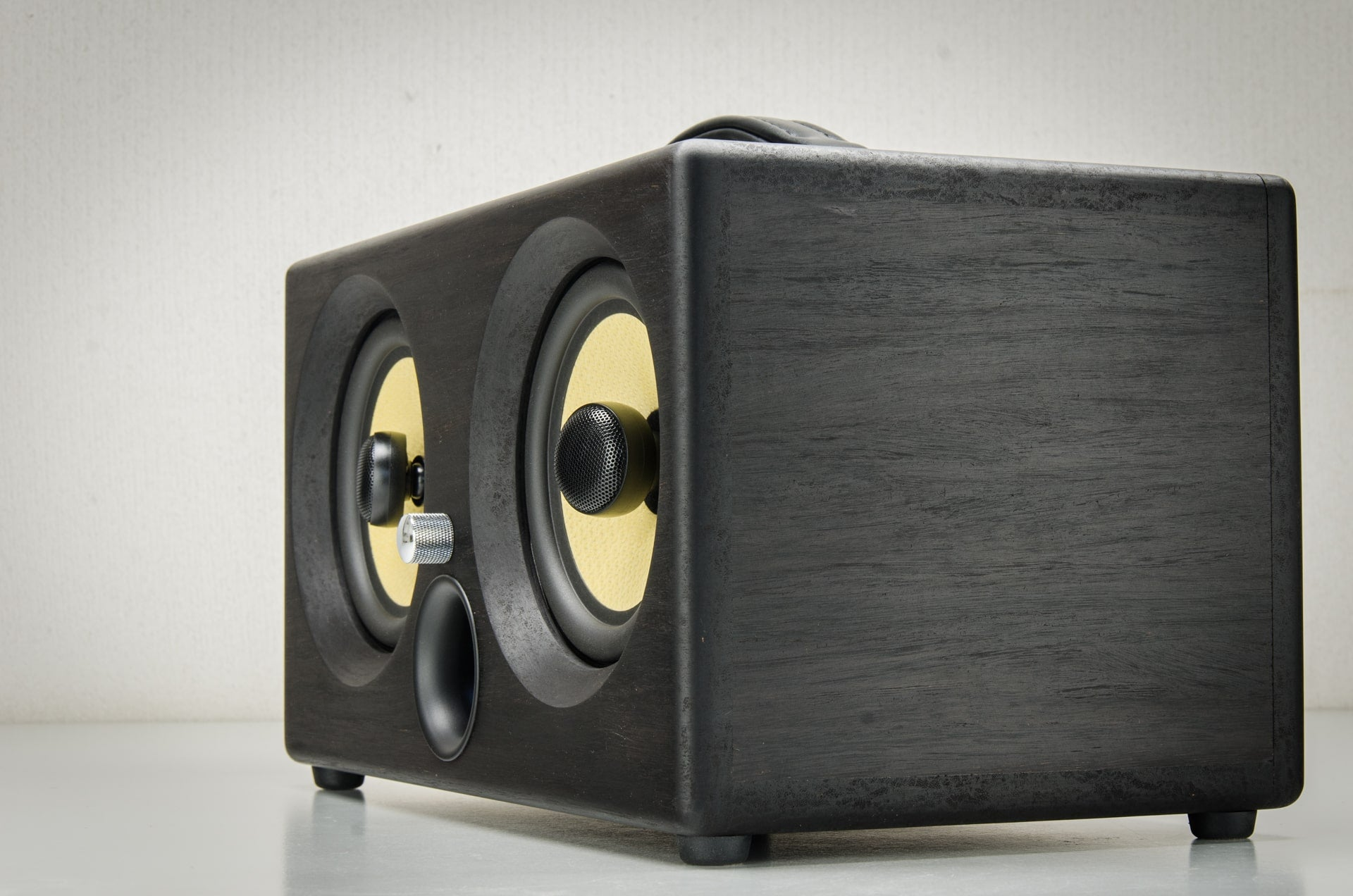 iBox™ XC High Density Ebony Bamboo - LIMITED EDITION ONLY A FEW AVAILABLE
