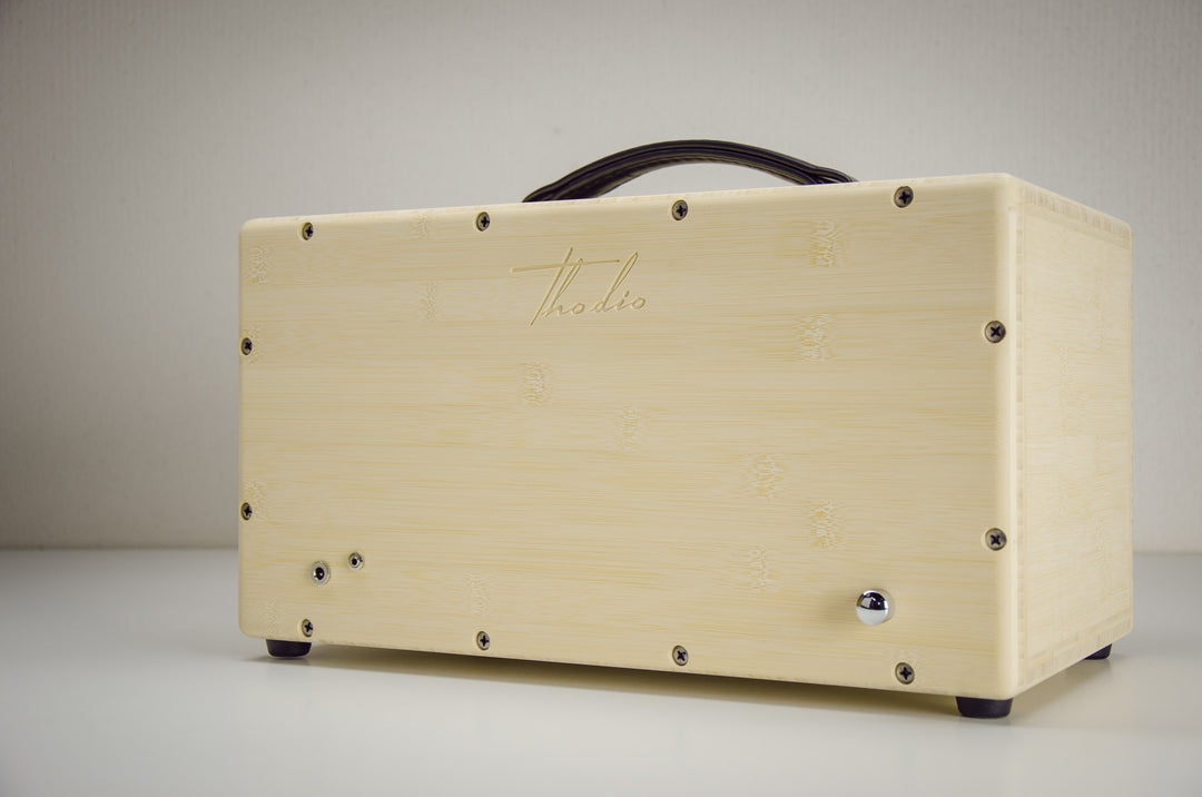 Thodio iBox™ XC Natural Bamboo