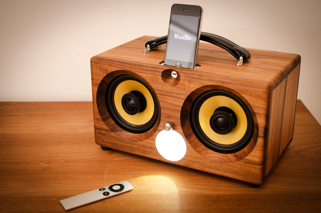 Ibox Wireless Bluetooth Speaker Thodio