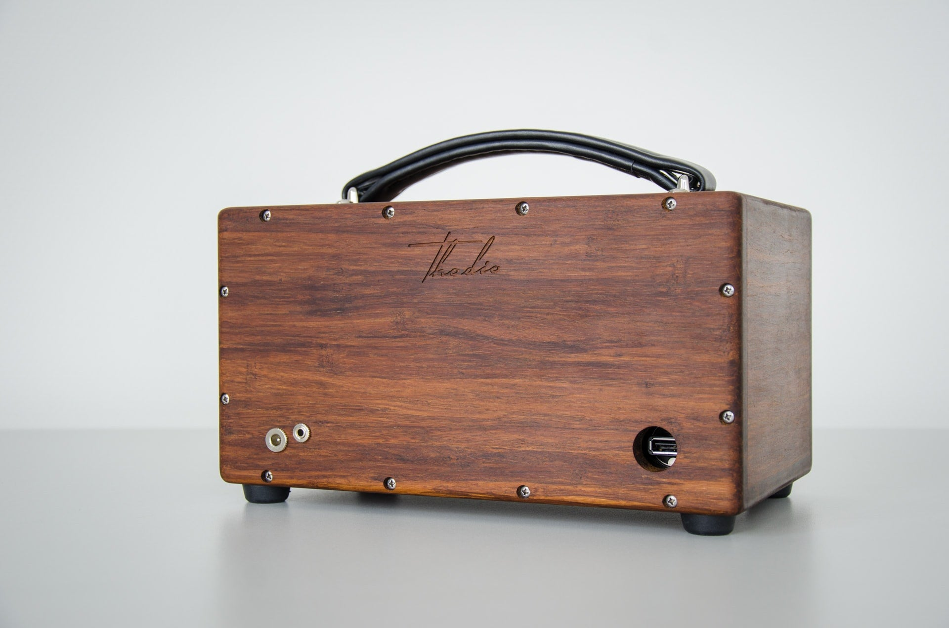 Thodio iBox™ Mini High Density Chocolate Bamboo