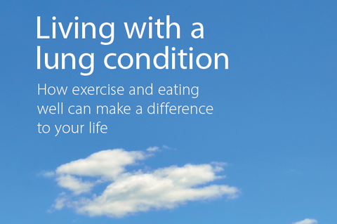 Living with a lung condition booklet