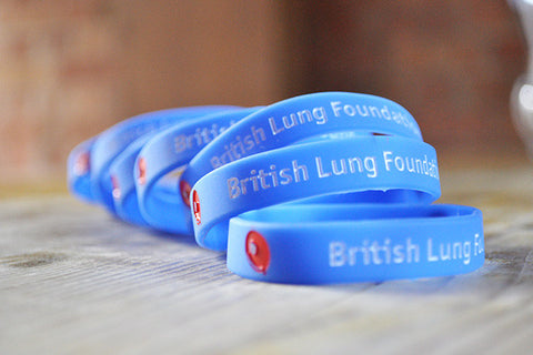 BLF official wristband - pack of 10