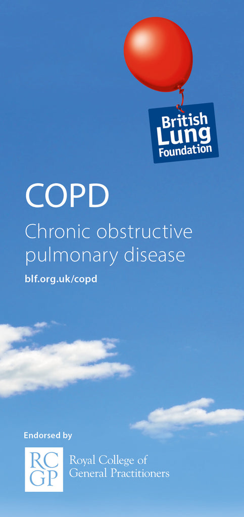 Chronic obstructive pulmonary disease (COPD) leaflet