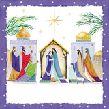 Nativity Christmas cards