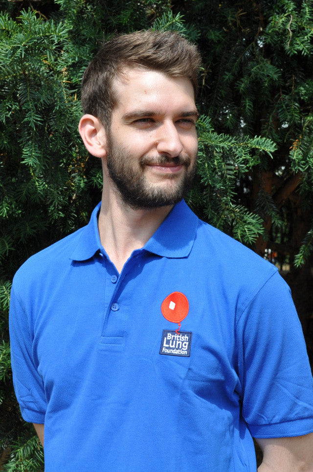 BLF polo shirt - mens