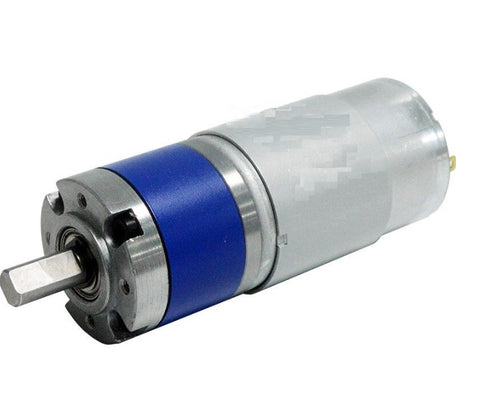 12V Planetary Gearbox Gear Motor - Direct Ship