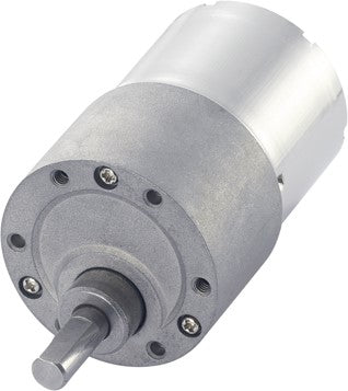 DC 12V 30rpm Geared Motor