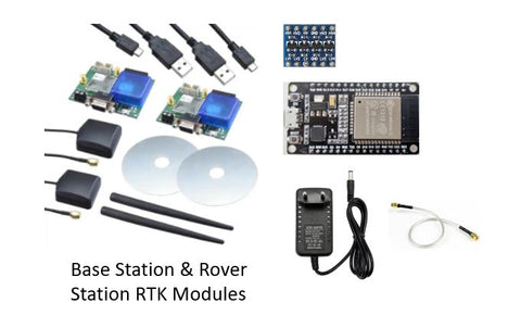 RTK GPS Bundle