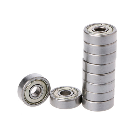 10Pcs 625ZZ Bearings